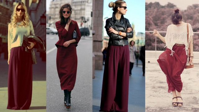 maroon_skirts_outfits